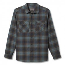 Men's Lost Coast Flannel Plaid L/S by Royal Robbins