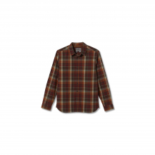 Men's Trouvaille Organic Cotton Plaid L/S by Royal Robbins in Chelan WA