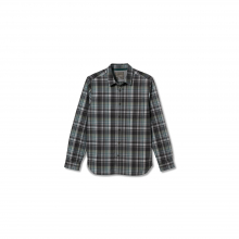 Men's Trouvaille Organic Cotton Plaid L/S