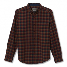 Men's Lieback Organic Cotton Flannel L/S by Royal Robbins