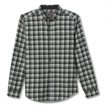 Men's Lieback Organic Cotton Flannel L/S