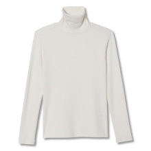 Women's Kickback Organic Cotton Turtleneck by Royal Robbins in Chelan WA