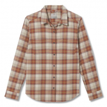 Women's Lieback Organic Cotton Flannel L/S by Royal Robbins