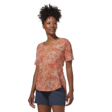 Women's Featherweight Scoop Tee by Royal Robbins