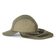 Unisex Bug Barrier Convertible Sun Cap