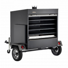 Large Commercial Trailer by Traeger Grill