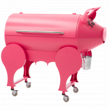Lil Pig - Pink by Traeger Grill in Squamish BC