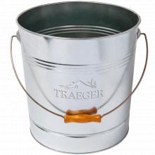 Traeger 20Lb Pellet Metal Storage Bucket