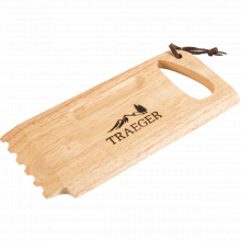 Wooden Grill Scrape by Traeger Grill