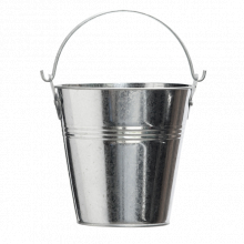 Bucket (Galvanized)