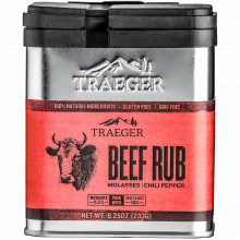 Beef Rub (Molasses/Chili Pepper)