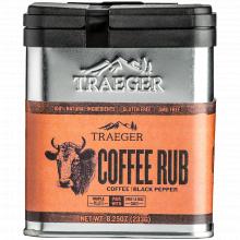Coffee Rub (Coffee/Black Pepper) by Traeger Grill
