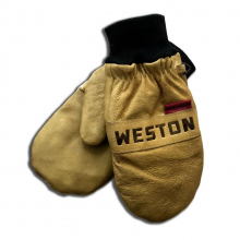 Hero Hands Full Leather Mitt by Weston in Chelan WA