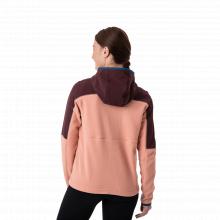 Women's Abrazo Hooded Full-Zip Fleece Jacket by Cotopaxi in Lakewood CO