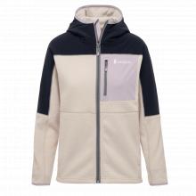 Women's Abrazo Hooded Full-Zip Fleece Jacket