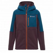 Women's Abrazo Hooded Full-Zip Fleece Jacket by Cotopaxi in Dillon CO