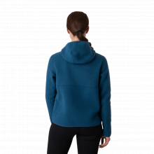 Women's Teca Fleece Hooded Half-Zip Jacket by Cotopaxi in Sioux Falls SD