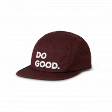 Unisex Do Good 5-Panel Hat by Cotopaxi in Chelan WA
