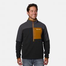 Men's Abrazo Half-Zip Fleece Jacket by Cotopaxi