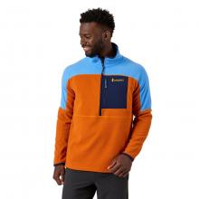 Men's Abrazo Half-Zip Fleece Jacket by Cotopaxi in Lakewood CO