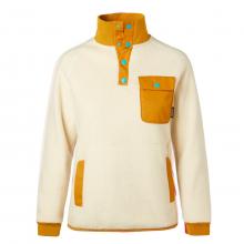 Women's Cubre Pullover Fleece Jacket