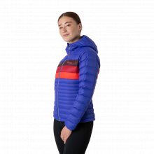 Women's Fuego Down Hooded Jacket by Cotopaxi