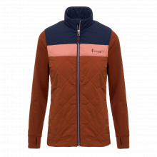 Women's Monte Hybrid Jacket by Cotopaxi