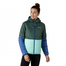 Women's Teca Calido Hooded Jacket by Cotopaxi in Lakewood CO