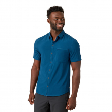 Men's Cambio Button Up by Cotopaxi in Squamish BC