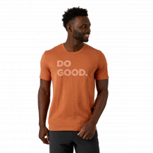 Men's Do Good T-Shirt by Cotopaxi in Dillon CO