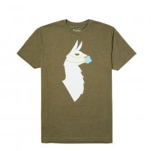 Men's Lllama Mask T-Shirt