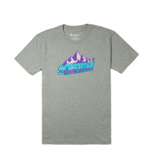 Men's Mountain logo OneUtah Jazz T-Shirt by Cotopaxi