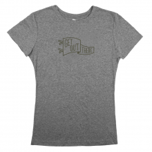 Women's Get Out There Pennant T-Shirt by Cotopaxi