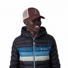 Square Mountain Trucker Hat by Cotopaxi
