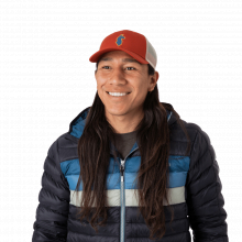 The Llama Trucker Hat by Cotopaxi