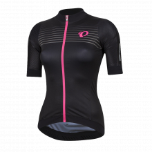 Women's P.R.O. Pursuit Speed Jersey by PEARL iZUMi in Salmon Arm Bc