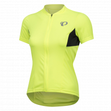 Women's SELECT Pursuit Short Sleeve Jersey by PEARL iZUMi in Roseville Ca