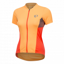 Women's SELECT Pursuit Short Sleeve Jersey by PEARL iZUMi in Redwood City Ca