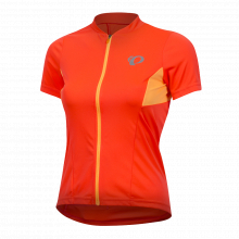 Women's SELECT Pursuit Short Sleeve Jersey by PEARL iZUMi in Marina Ca