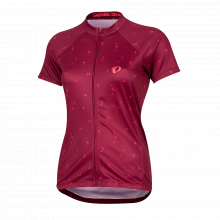 Women's SELECT Escape Short Sleeve Graphic Jersey by PEARL iZUMi in Chino Ca