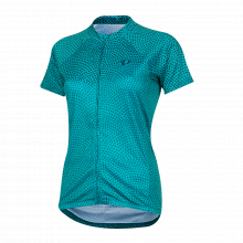 Women's SELECT Escape Short Sleeve Graphic Jersey by PEARL iZUMi in Anchorage AK