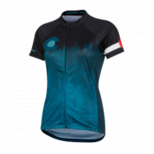 Women's SELECT Escape Short Sleeve Graphic Jersey by PEARL iZUMi