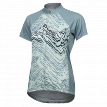 Women's SELECT Escape Short Sleeve Graphic Jersey by PEARL iZUMi in Santa Monica Ca