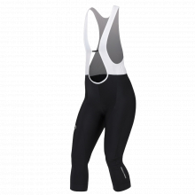 Women's Pursuit Attack Three Quarter Cycling Bib Tight by PEARL iZUMi