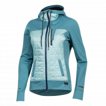 Women's Versa Quilted Hoodie by PEARL iZUMi in Westminster CO