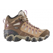 Women's Sawtooth Mid BDry by Oboz in Red Deer Ab