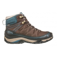 "Women's Juniper 6"" Insulated B-DRY by Oboz in Durango Co"