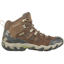 Men's Bridger Vent Mid B-DRY by Oboz in Durango Co