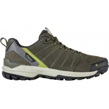 Men's Sypes Low Leather B-DRY by Oboz in Squamish BC