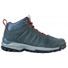 Women's Sypes Mid Leather B-DRY by Oboz in Squamish BC